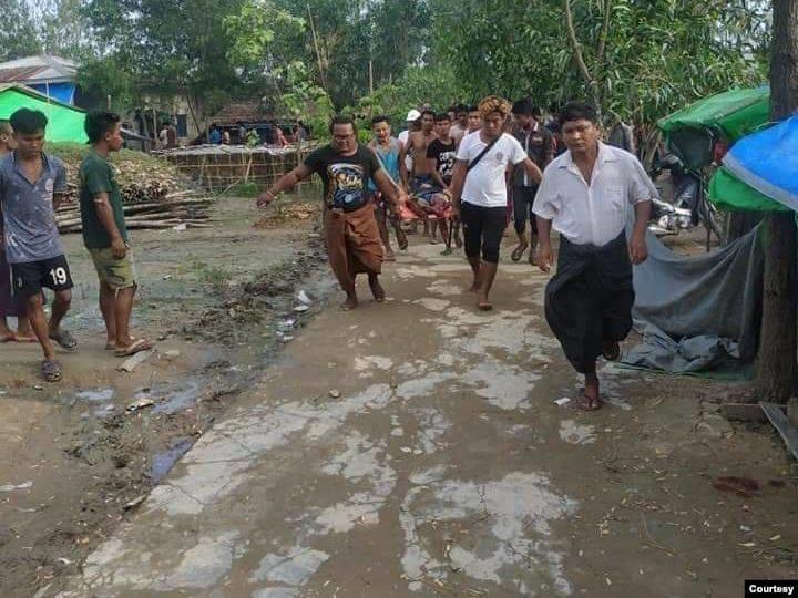 欧博亚洲app下载:缅甸若开邦多个镇区泛起武装冲突已致4死4伤 第1张