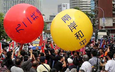 """美国从头到尾就是""""坑""""台湾,民进党当局""""大外宣""""戏码破功"""