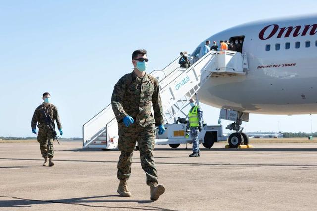 allbet gmaing代理:驻澳美军轮调,美军一士兵抵澳后被确诊熏染新冠病毒