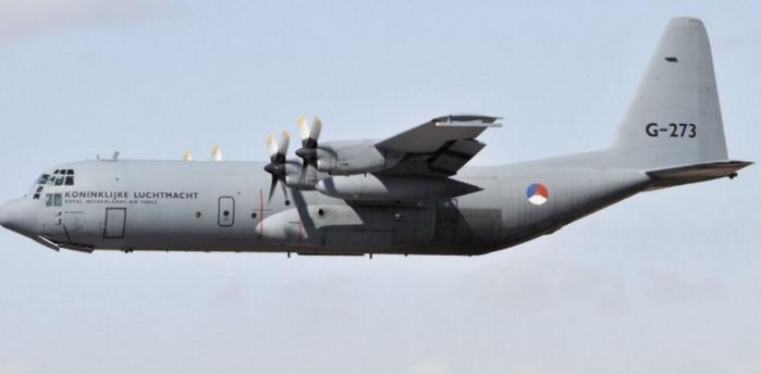 荷兰空军计划提前退役C-130运输机 新机型尚未确定