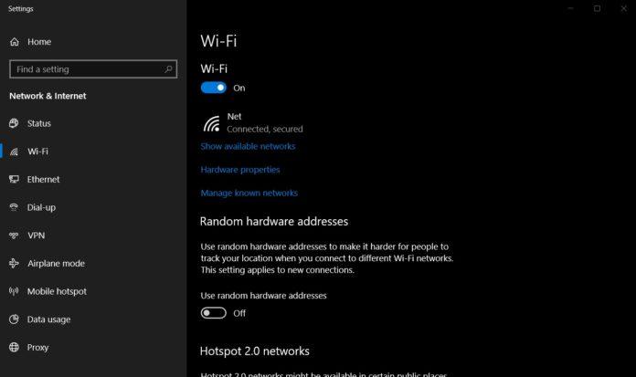 微软承认Windows 10存在一个可能导致无法访问互联网的问题
