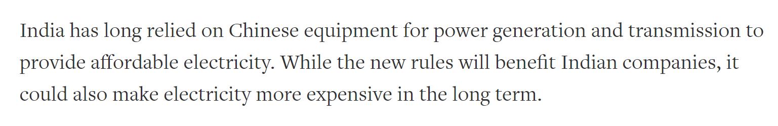 """allbet:印政府再出损招:限制中国电力设备入口,部长竟称可能有""""特洛伊木马""""能远程瘫痪电网 第4张"""