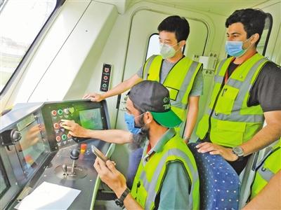 """中巴经济走廊拉合尔轨道交通橙线项目正式运营——""""巴基斯坦步入'地铁时代'"""""""