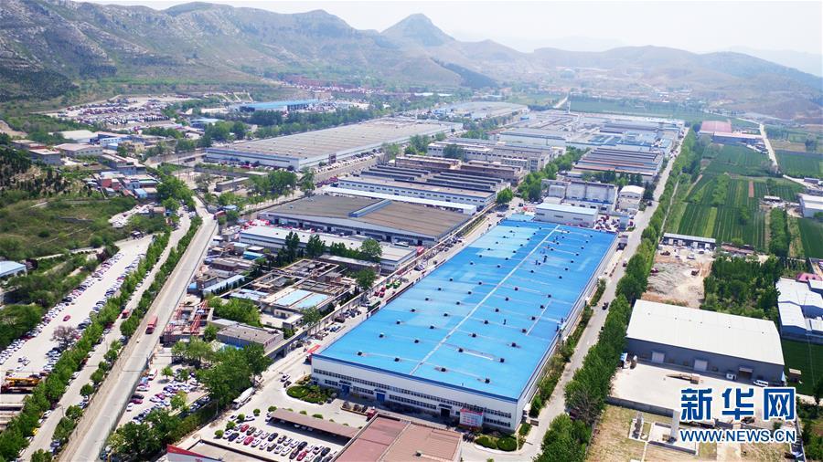 中国重汽全力生产