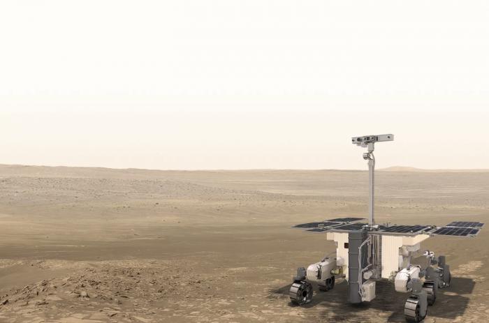 欧洲和俄罗斯的火星探测车发射任务推迟到2022年