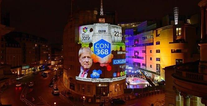 说话民调显示英国保守党在会议选举中领先