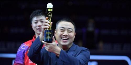 中国乒乓球队力争最好成绩