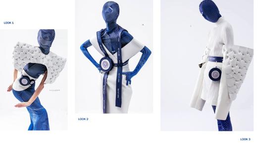 西南大学2020届服装与服饰设计专业优秀毕业设计作品