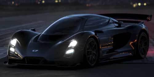2020日内瓦车展 Czinger 21C首发 1.9秒破百