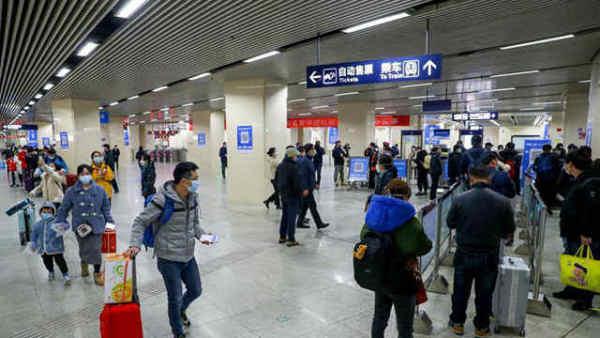 武汉轨道交通部分线路恢复运营