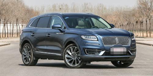 专注跨界及SUV车型林肯大陆将于年底停产
