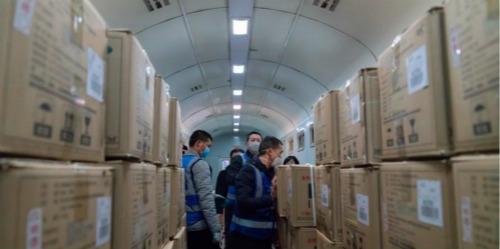 福建汽车站开辟绿色通道 为天津运输药物