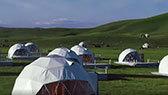 七月的新疆伊犁属于昭苏