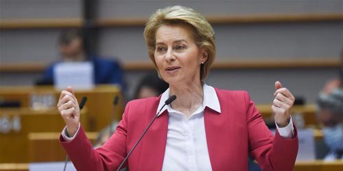 """欧委会提议举债设立7500亿欧元""""恢复基金"""""""