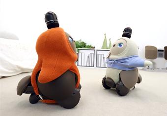 日本現超萌伴侶型機器人Lovot?主打情感療愈功能
