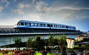 长沙磁浮快线:国产中低速磁悬浮铁路快线