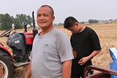 机械化夏收耕种助农提效