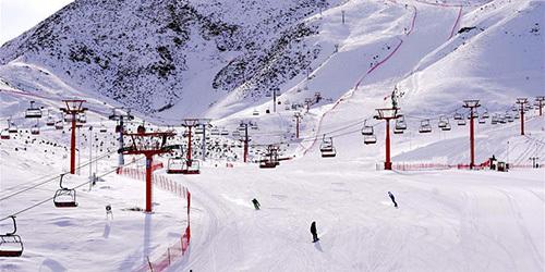 新疆部分滑雪场恢复营业