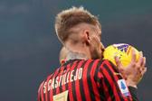 本纳赛尔失空门莱奥两中框AC米兰0-0萨索洛