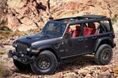 Jeep牧马人终极越野神器有可能量产
