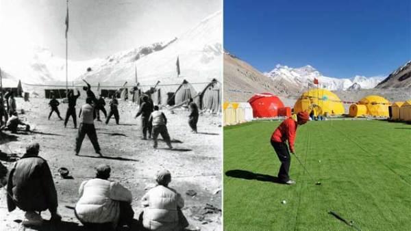 登山——影像见证珠峰攀登60年